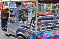 Tuk-Tuk in Bangkok 3 royalty free stock image