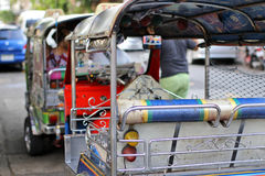 Tuk-Tuk in Bangkok 5 stock images