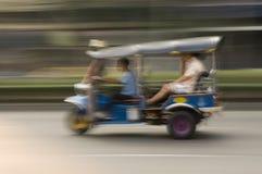 Tuk Tuk in Bankgkok, Thailand stock afbeelding