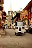 Tuk Tuk bei Jardin, Antioquia Lizenzfreies Stockfoto