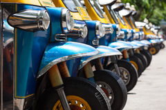 Tuk tuk car Stock Photography