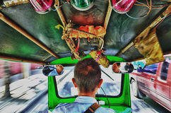 Tuk tuk car Stock Photo