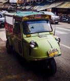 Tuk Tuk car Stock Photo