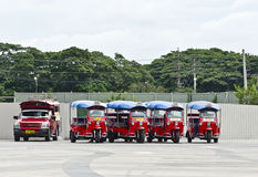 Tuk Tuk Stock Photo