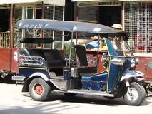 Tuk Tuk en Thaïlande Photos stock
