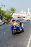 Tuk Tuk i Bangkok Arkivbilder