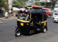 Tuk tuk from India Royalty Free Stock Image