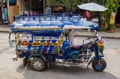 Tuk-tuk, Laos Stock Photography