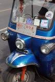 Tuk-tuk moto出租汽车 库存图片