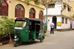 Tuk Tuk, Sri Lanka Photographie stock libre de droits
