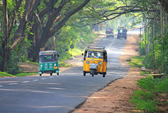 Tuk Tuk Sri Lanka Stock Images