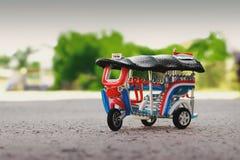 Tuk tuk stuk speelgoed Royalty-vrije Stock Fotografie