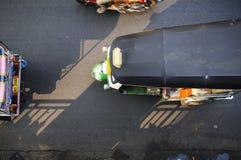 Tuk Tuk in Tailandia Fotografie Stock Libere da Diritti