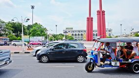 Tuk Tuk Tailandia Fotografie Stock Libere da Diritti