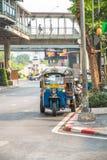 Tuk-Tuk taxi od Tajlandia tylko Zdjęcia Royalty Free