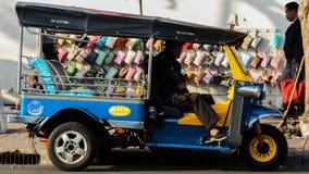 Tuk tuk taxi Stock Images
