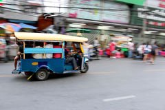Tuk tuk taxi thailand Royalty Free Stock Photos