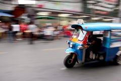 Tuk tuk taxi thailand Stock Photos