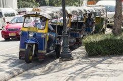 Tuk Tuk Thaïlande Photographie stock