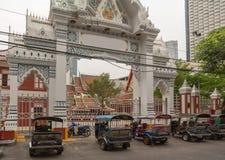 Tuk Tuk Thai Transport royalty free stock photos