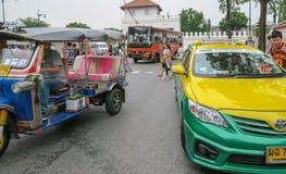 Tuk Tuk Thai Transport royalty free stock photo