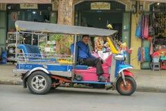 Tuk Tuk Thai Transport royalty free stock images