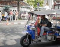 Tuk Tuk Thailand Arkivbilder
