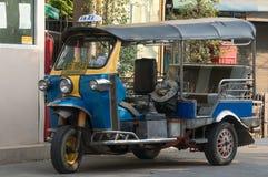 Tuk Tuk Thailand Royaltyfri Bild