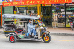 Tuk tuk  in Thailand Stock Photography