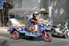 TUK TUK Thailand taxi Royalty Free Stock Image