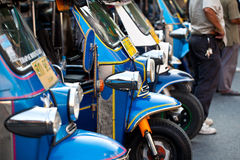 Tuk Tuk Thailand Texi Transport Stock Photography