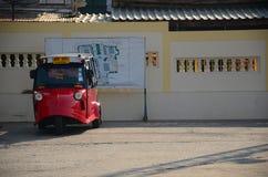 Tuk-Tuk Thiailand Fotografia Stock Libera da Diritti