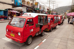 Tuk-Tuk Royalty Free Stock Photos