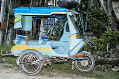 Tuk tuk transport Royalty Free Stock Photography