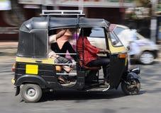 Tuk tuk von Indien Lizenzfreie Stockfotos