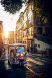 Tuk-Tuk w Lisbon zdjęcie royalty free