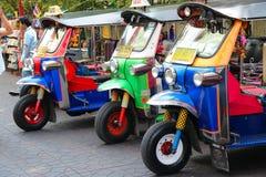tuks tuk bangkok Стоковая Фотография RF