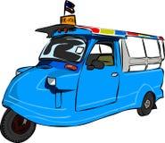 Tuktuk Таиланда Стоковое Изображение