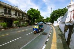 Tuktuk in Bangkok, Thailand Stock Images