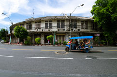 Tuktuk in Bangkok, Thailand Royalty Free Stock Photography