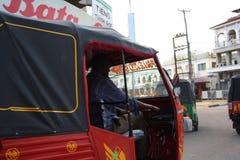 Tuktuk.  Mombasa. Stock Images