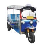 Tuktuk Rollen in Thailand Stockbild