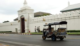 Tuktuk Sanam Luang Royalty Free Stock Images