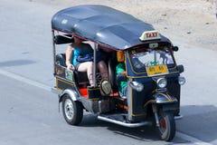 TUKTUK taxi chiangmai Stock Images