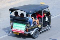 TUKTUK taxi chiangmai Royalty Free Stock Photos