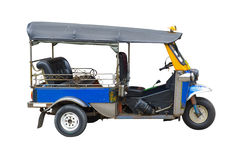 Tuktuk taxi in thailand Royalty Free Stock Image