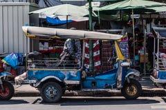 Tuktuk Stock Image