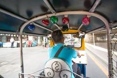Tuku Tuk kierowca Zdjęcie Royalty Free