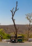 Tuku Tuk riksza w Jaipur, India obraz stock