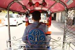 Tuku Tuk taxi Bangkok Tajlandia Obraz Royalty Free